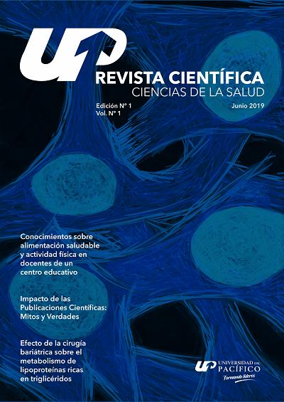 Revista Científica en Ciencias de la Salud